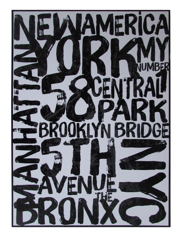 NEW YORK CANVAS PHOTO FRAME - PHOTO CANVAS