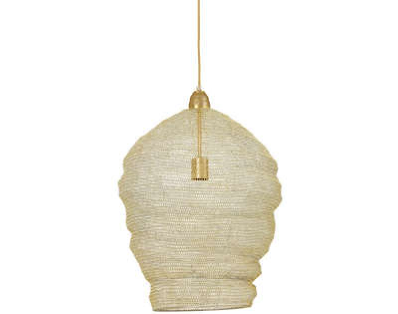 HANGINGLAMP WIRE GOLD 60      - HANGING LAMPS