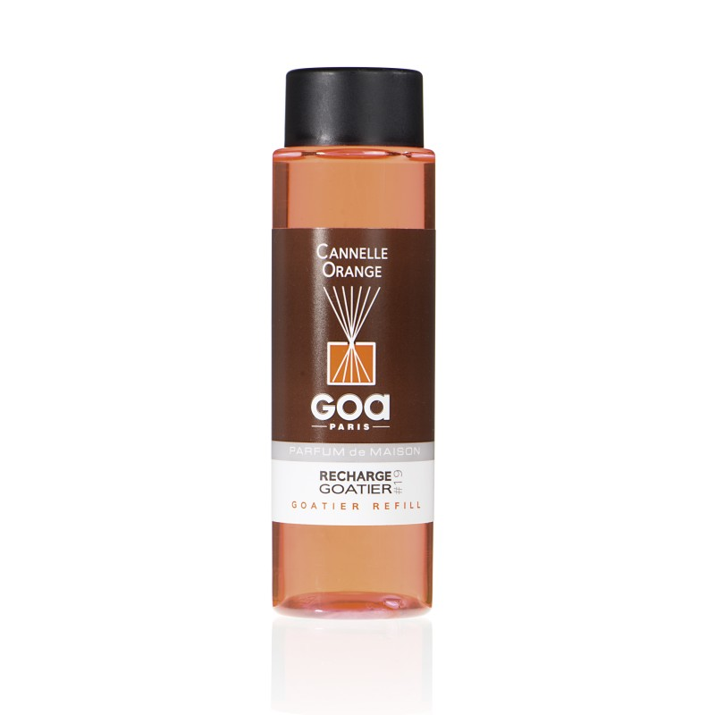 GOA HOME PARFUME RECHARGE SMALL CINNAMON ORANGE