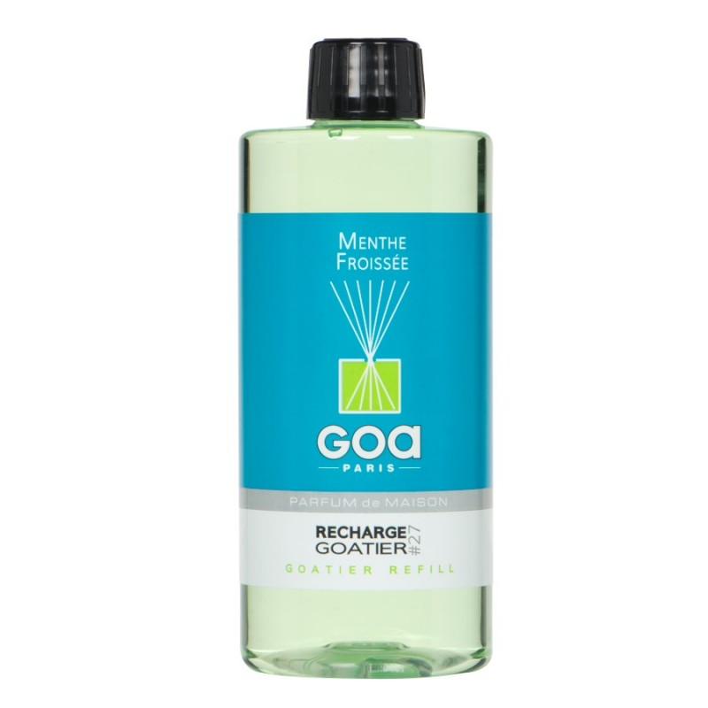 GOA HOME PARFUME RECHARGE LARGE MENTHE FROISSE  - HOME PARFUME