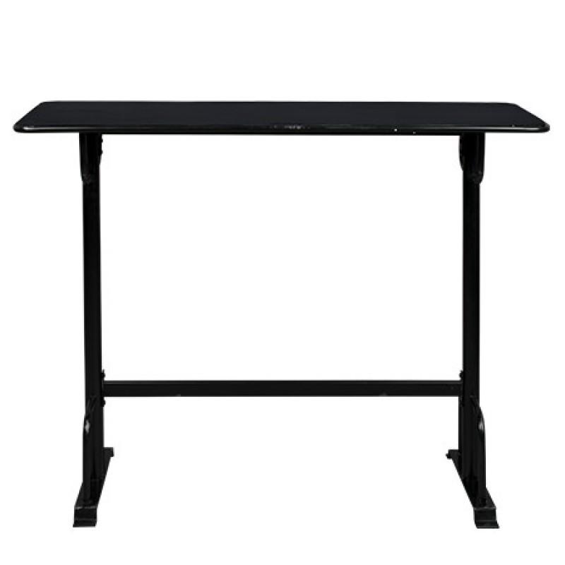 BAR TABLE MAMA 9W BLACK METAL     - CAFE, SIDETABLES
