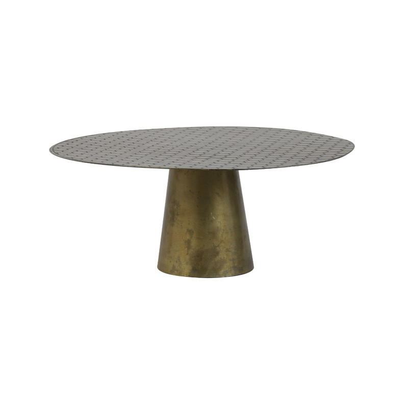 CAKE STAND ANTIQUE BRONZE 30