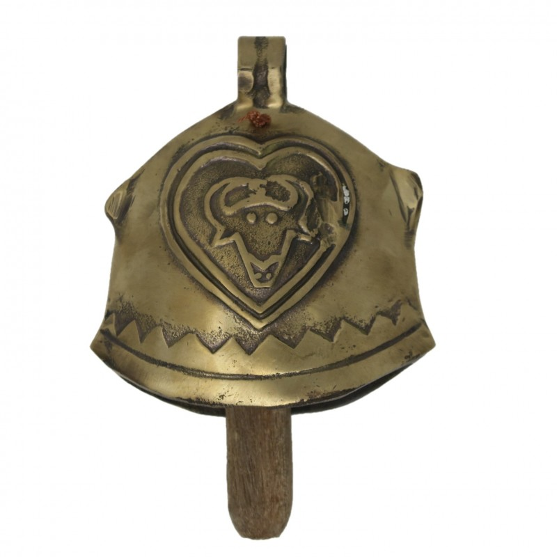 HOLY COW BELL BRONZE       - DECOR ITEMS