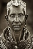 AFRICAN MAN CANVAS PHOTO FRAME - PHOTO CANVAS