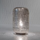 TABLE LAMP LAMPOON SMALL SILVER     - TABLE LAMPS