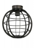 CEILING LAMP WIRE DARK BRONZE      - HANGING LAMPS