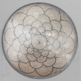 CEILING LAMP FN BRASS SILVER PLATED 60   - WALL LAMPS