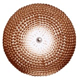 WALL LAMP DOT COPPER 65   - WALL LAMPS