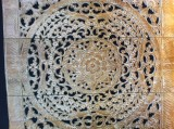 Wood Carving - WALL PANEL