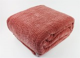 VELVET BED COVER XL   - BED COVERS