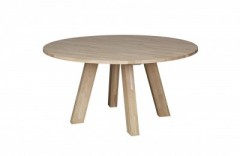 RHONDA DINING TABLE      - CONSOLS, DESKS