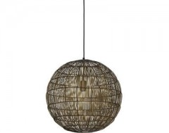 HANGING LAMP BRONZE 50