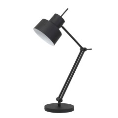 TABLE LAMP BLACK BASIC     - TABLE LAMPS