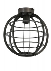 CEILING LAMP WIRE DARK BRONZE