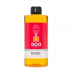 GOA HOME PARFUME RECHARGE LARGE CINNAMON VANILLE