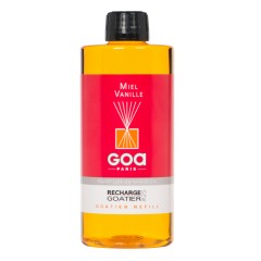 GOA HOME PARFUME RECHARGE LARGE HONEY VANILLE  - HOME PARFUME