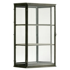 GM9WEJ_METAL GLASS CABINET_SIZE81X58X23_15KG_125EURO