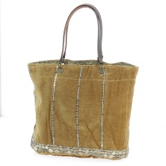 MAMABAG VELVET WITH PEARLS IN 4 COLORS