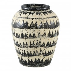 FARMER CERAMIC POT