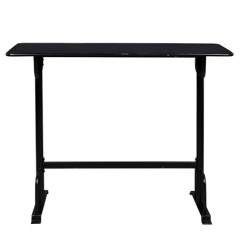 BAR TABLE MAMA 9W BLACK METAL       - DINING TABLES
