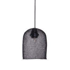MAMA BLACK WIRE LAMP SMALL      - HANGING LAMPS