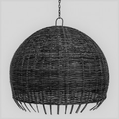 MEDUSA LAMP BLACK      - HANGING LAMPS