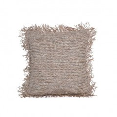 NATURAL RAFIA PILLOW
