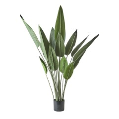 ARTIFICIAL PLANT BIG LEAF 110