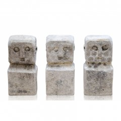 NATURAL STONE PRIMITIVE STATUE