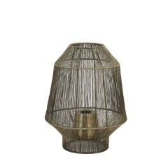 TABLE LAMP LAMPION BRONZ WIRE 30     - TABLE LAMPS