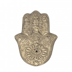 SMALL BRONZ HENNA INCENSE BURNER