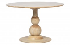 DINING TABLE MANGO WOOD NATURAL