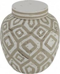 Vase Cancun      - POTS, VASES, PLATES
