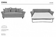 Emma Sofa Bed - SOFA BEDS