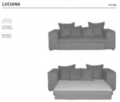 Luciana Sofa Bed - SOFA BEDS