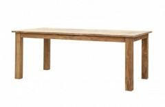 GOA NATUR TEAK DINING TABLE       - DINING TABLES