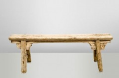 Antique Bench Age 150 years   - BENCHES