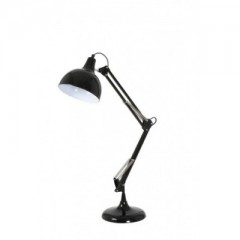 Desk Lamp Hobby Black     - TABLE LAMPS